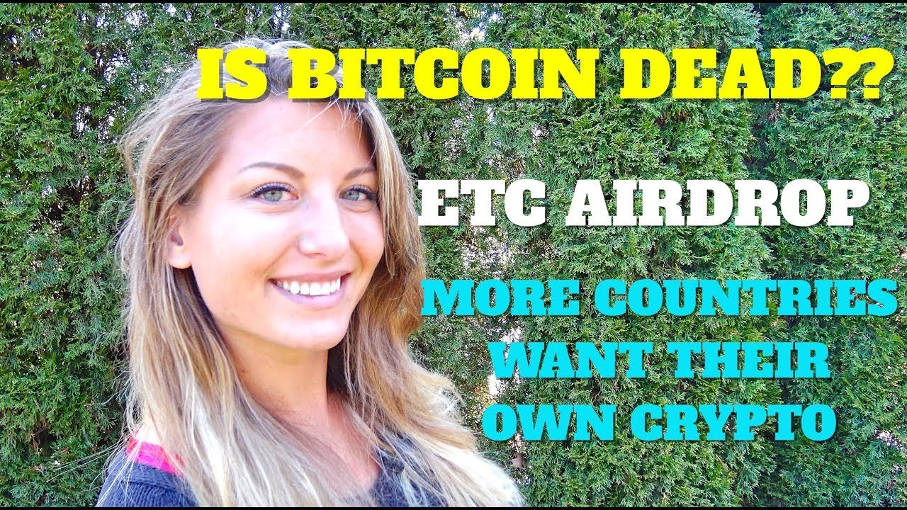CRYPTO UPDATE: Is BTC Dead?? | ETC AirDrop | More Countries Want Crypto