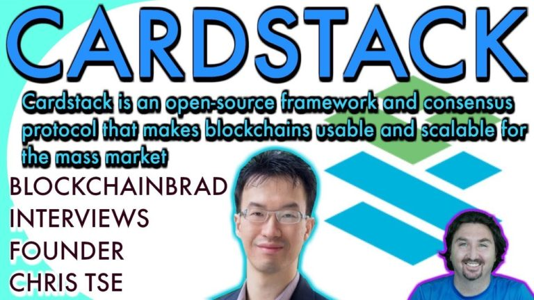 Cardstack founder Chris Tse chats with BCB about his multi layered software framework