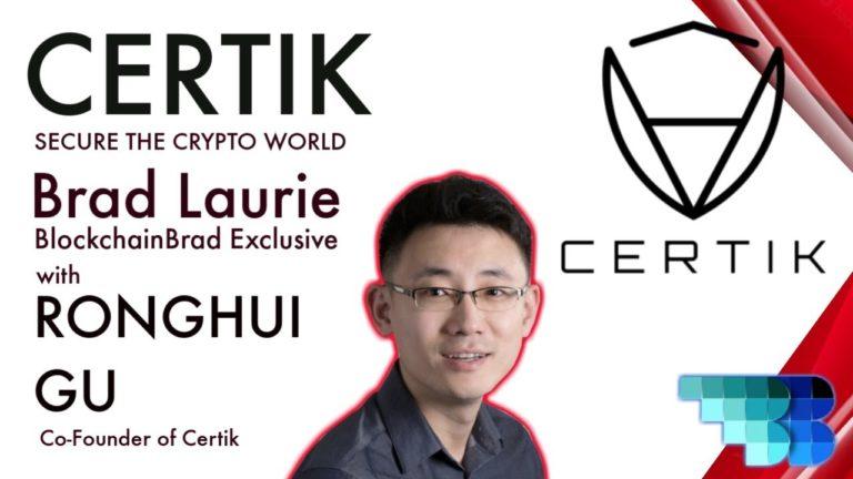 Certik   Ronghui Gu   BlockchainBrad   Formal Verification   CertikOS   Blockchain Security Services