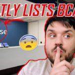 CoinBase Quietly Lists Bitcoin Cash...