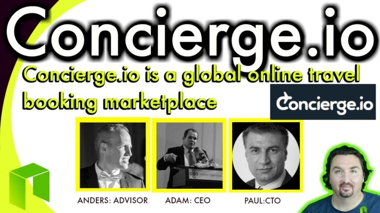 Concierge.io CEO, CTO & S.A. chat with BCB about their global online travel booking marketplace!
