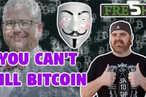 Congressman Says 'YOU CAN'T KILL BITCOIN"