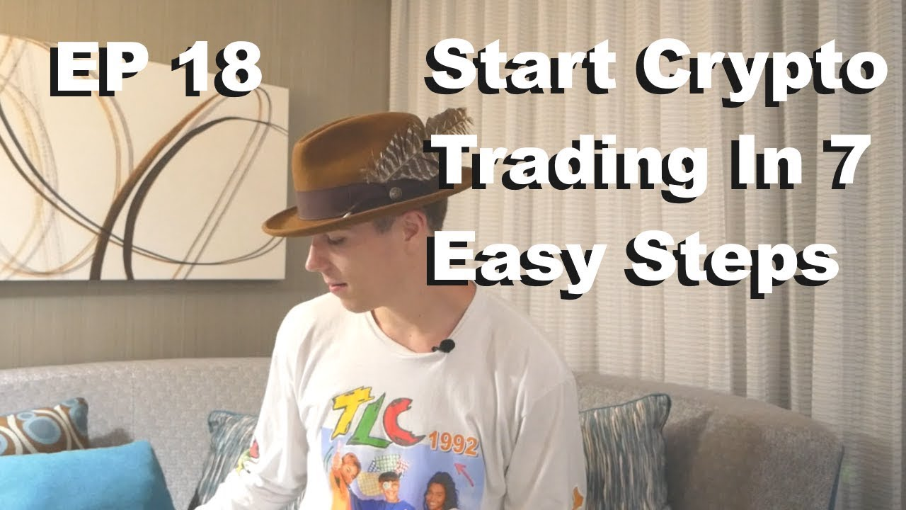 """Craving Crypto EP 18 """"Start Cryptocurrency Trading in 7 Easy Steps"""""""