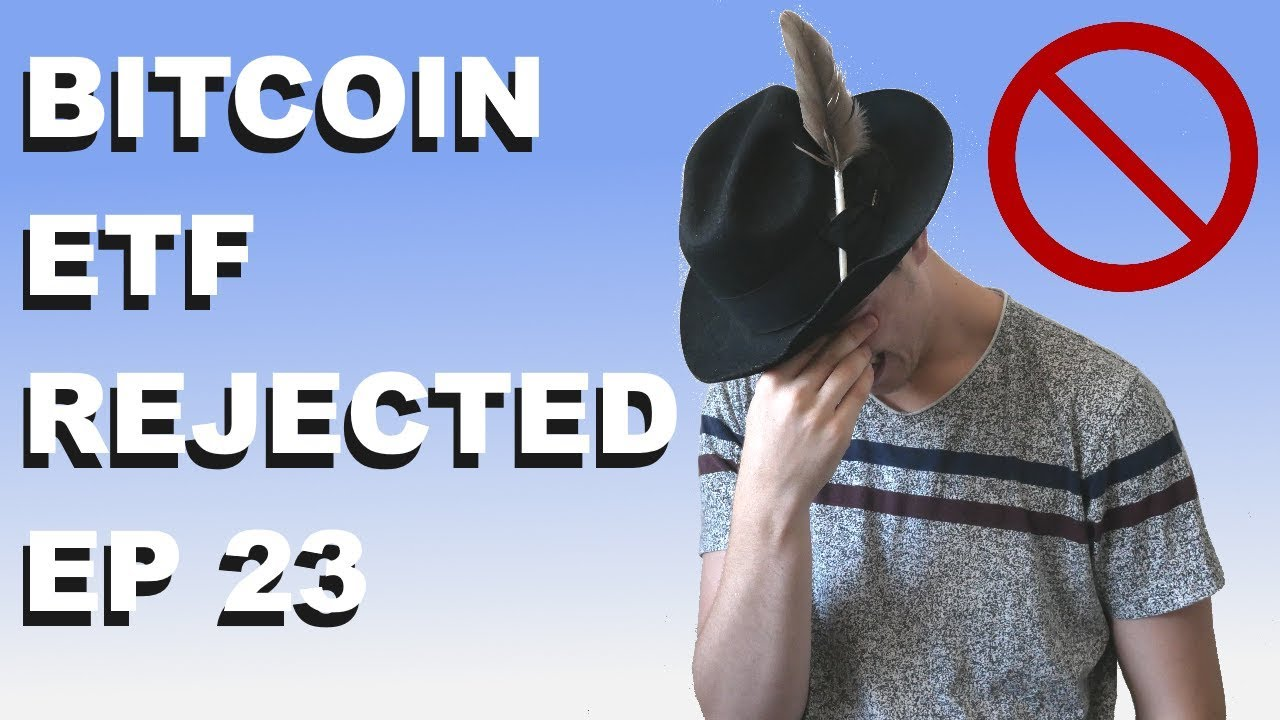 """Craving Crypto EP 23 """"BITCOIN ETF REJECTION?! & MARKET OVERVIEW"""""""