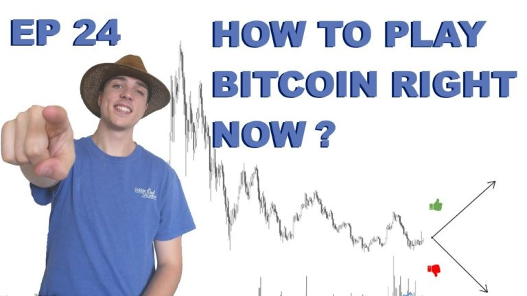 "Craving Crypto EP 24 ""HOW TO PLAY THE BITCOIN CHART RIGHT NOW?"""