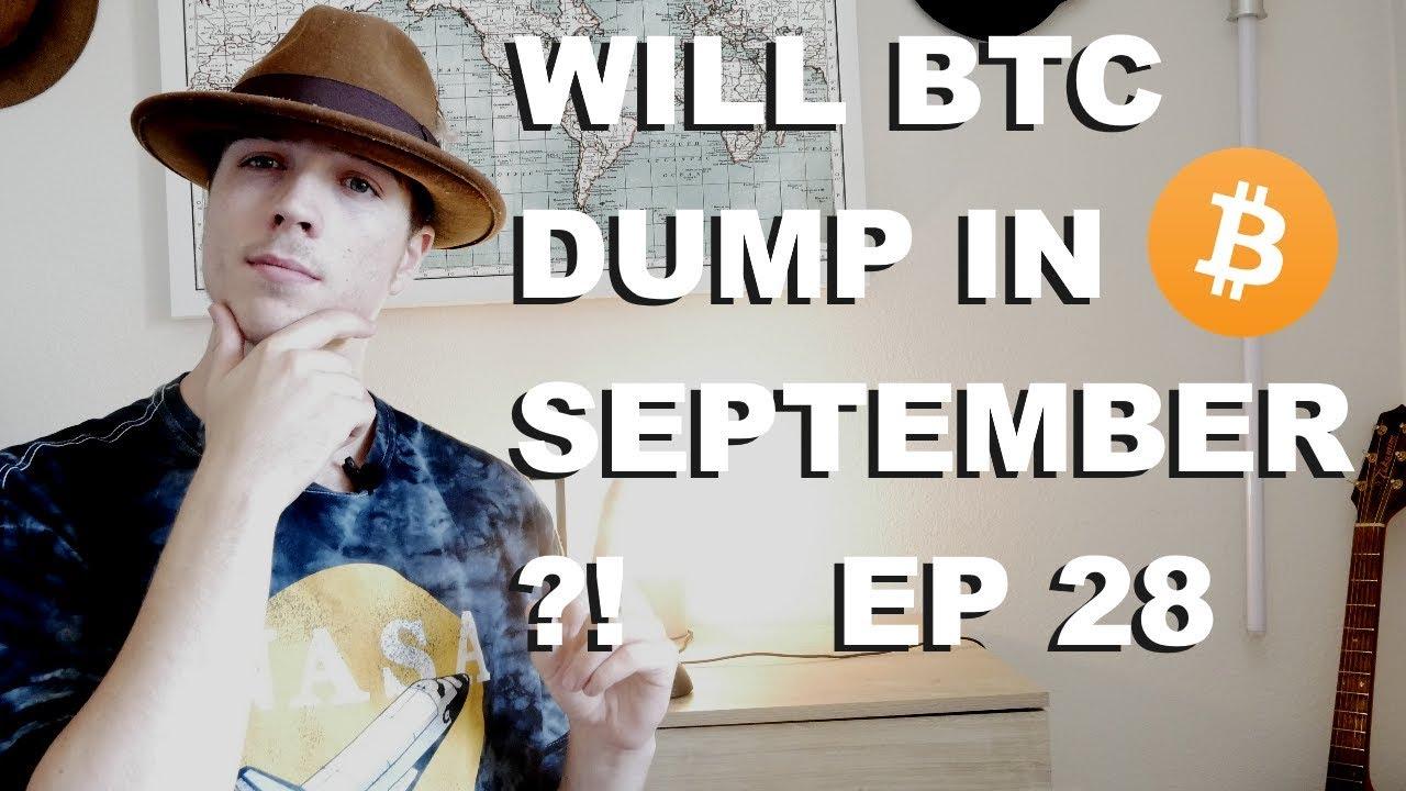 "Craving Crypto EP 28 ""Will BITCOIN DUMP IN SEPTEMBER?!"""