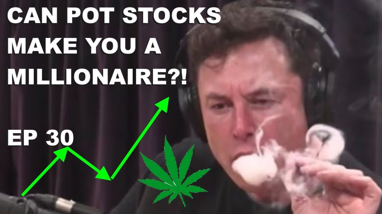 """Craving Crypto EP 30 """"CAN CANNABIS STOCKS MAKE YOU A MILLIONAIRE?!"""""""