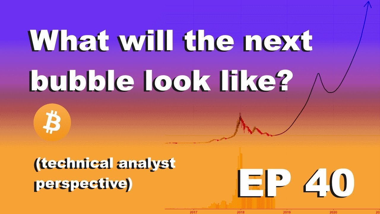 """Craving Crypto EP 40 """"What will the next bubble look like? (technical analyst perspective)"""""""