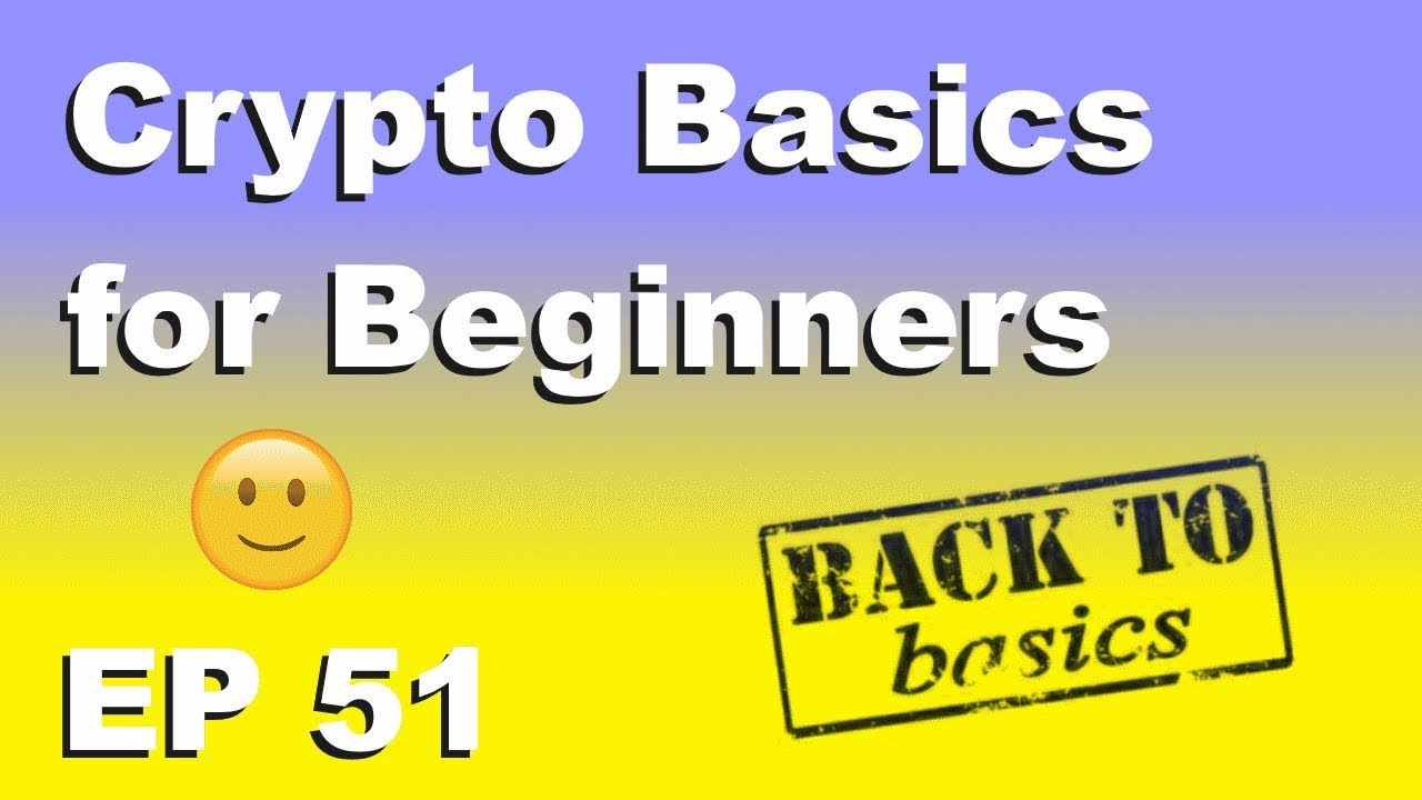 """Craving Crypto EP 51 """" Cryptocurrency Basics for Beginners (terms & tools)"""""""