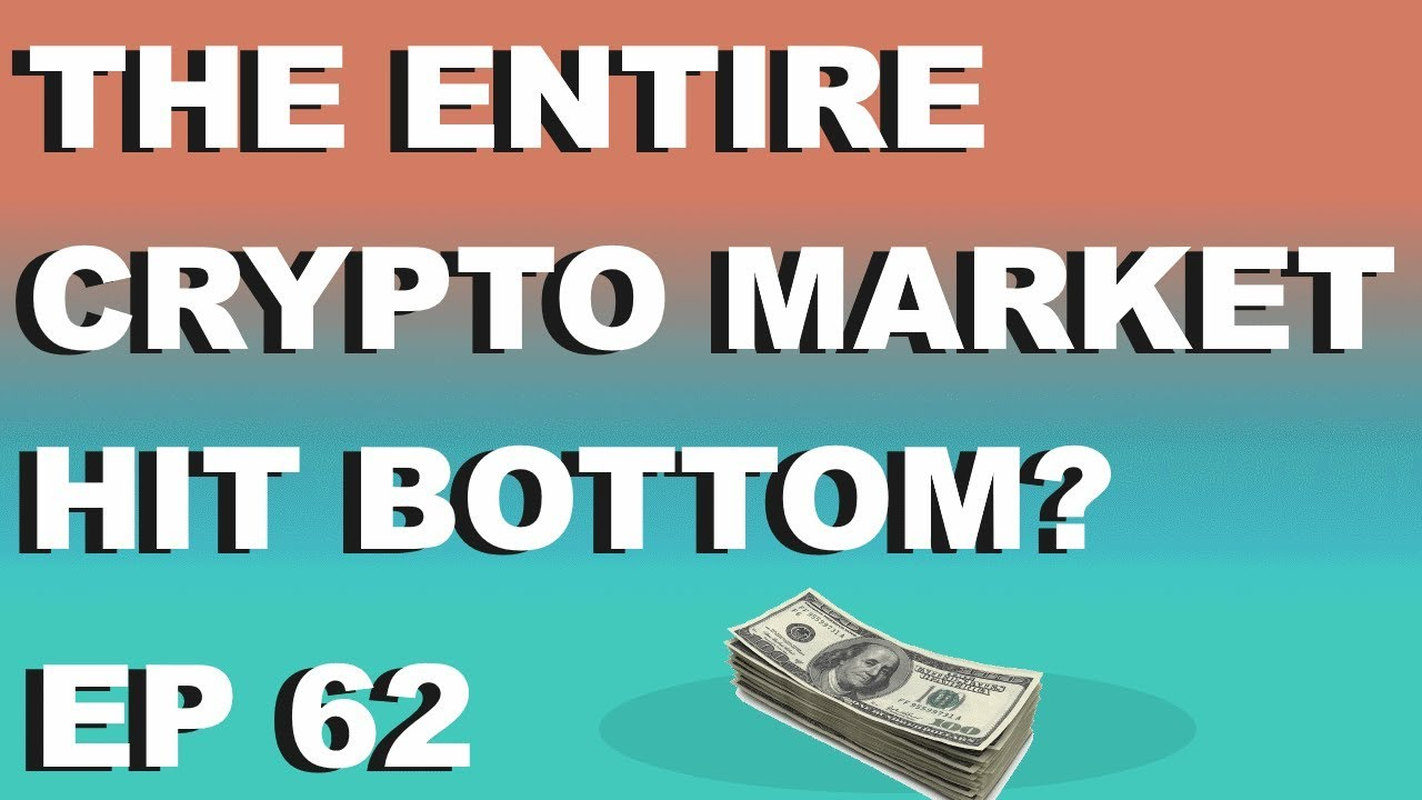 """Craving Crypto EP 62 """"Did the Entire Crypto Market Just Bottom?"""""""