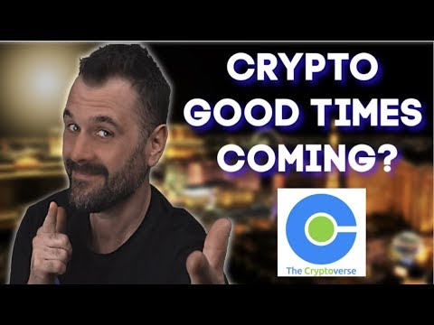 Crypto Good Times Coming? Talking EOS, LTC and Bitcoin with Chris Coney