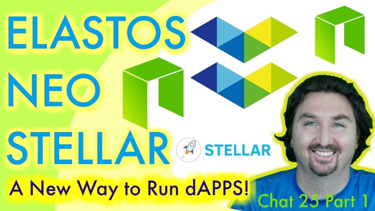 Crypto Neo News - Elastos Operating System: Part 1 The Elastos Stellar Neo Connection