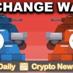 Crypto News: Binance & Coinbase Wars, Altcoin News $WTC $VET $NANO $PRL $ETC