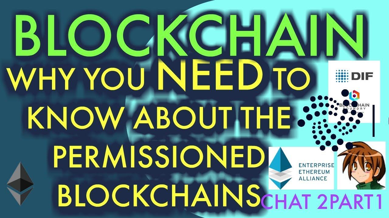 Crypto News Blockchain News  Blockchain Enterprise Blockchain update BlockchainBrad