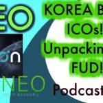 CryptoNews Korea Bans ICOs Unpacking Korea's ban. Cryptocurrency FUD - Korea ICO BAN