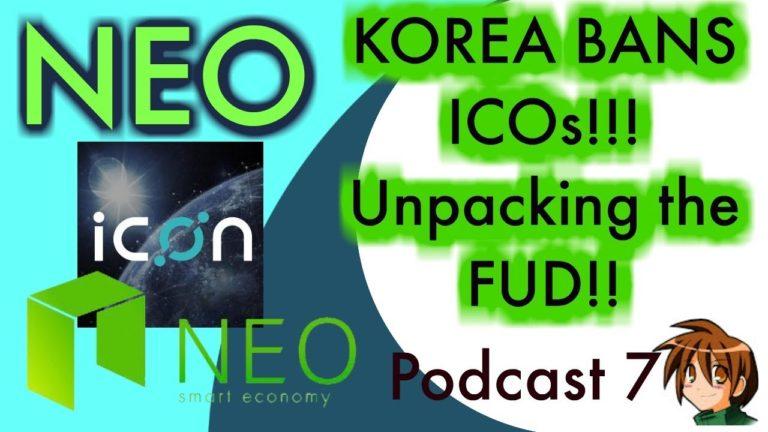 CryptoNews Korea Bans ICOs Unpacking Korea's ban. Cryptocurrency FUD – Korea ICO BAN