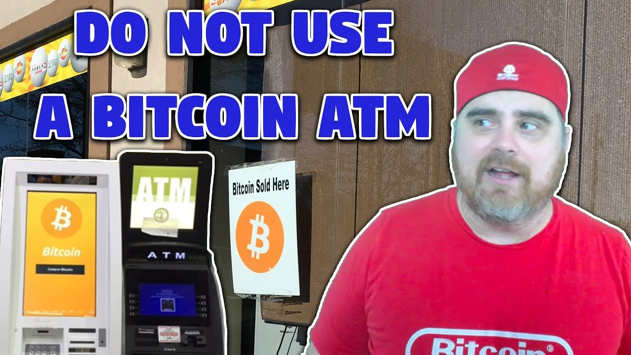 DO NOT Use a Bitcoin ATM Until You Watch This Video | $BAT | Bakkt