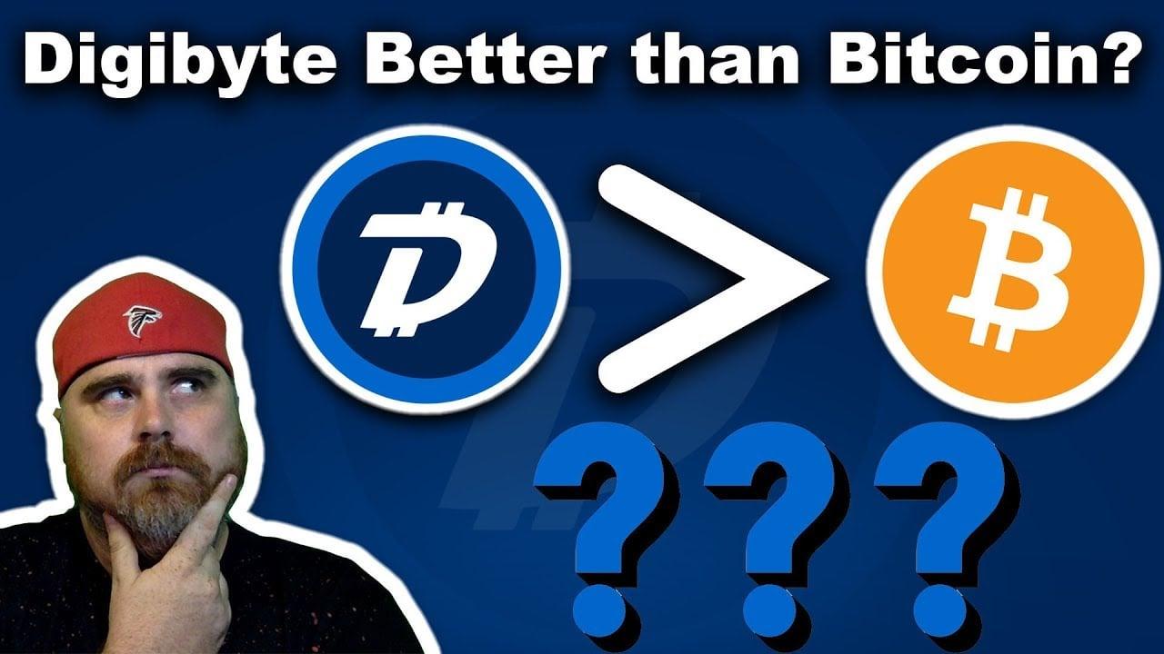 DigiByte: Better than Bitcoin? | DGB Review
