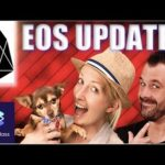 EOS Update / Veritaseum Fraud?  / BTC Below $10k / Cardano 1.6 Release
