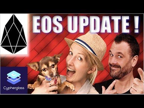 EOS Update / Veritaseum Fraud?  / BTC Below $10k / Cardano 1.6 Release