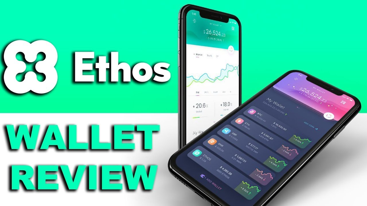 ETHOS Wallet Review & Reaction Video