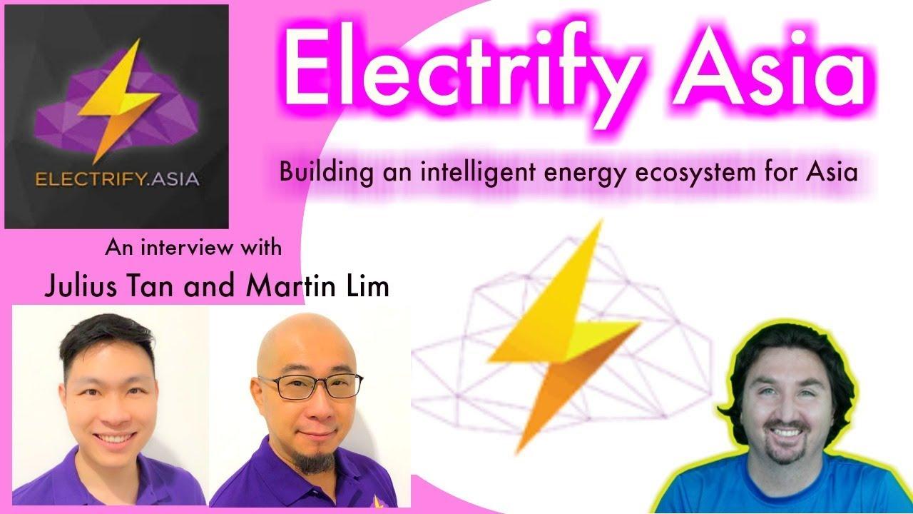 Electrify Asia: Julius Tan & Martin Lim light up the Blockchain with BCB!