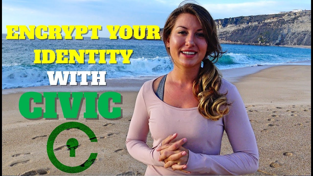 Encrypt Your Identity with CIVIC