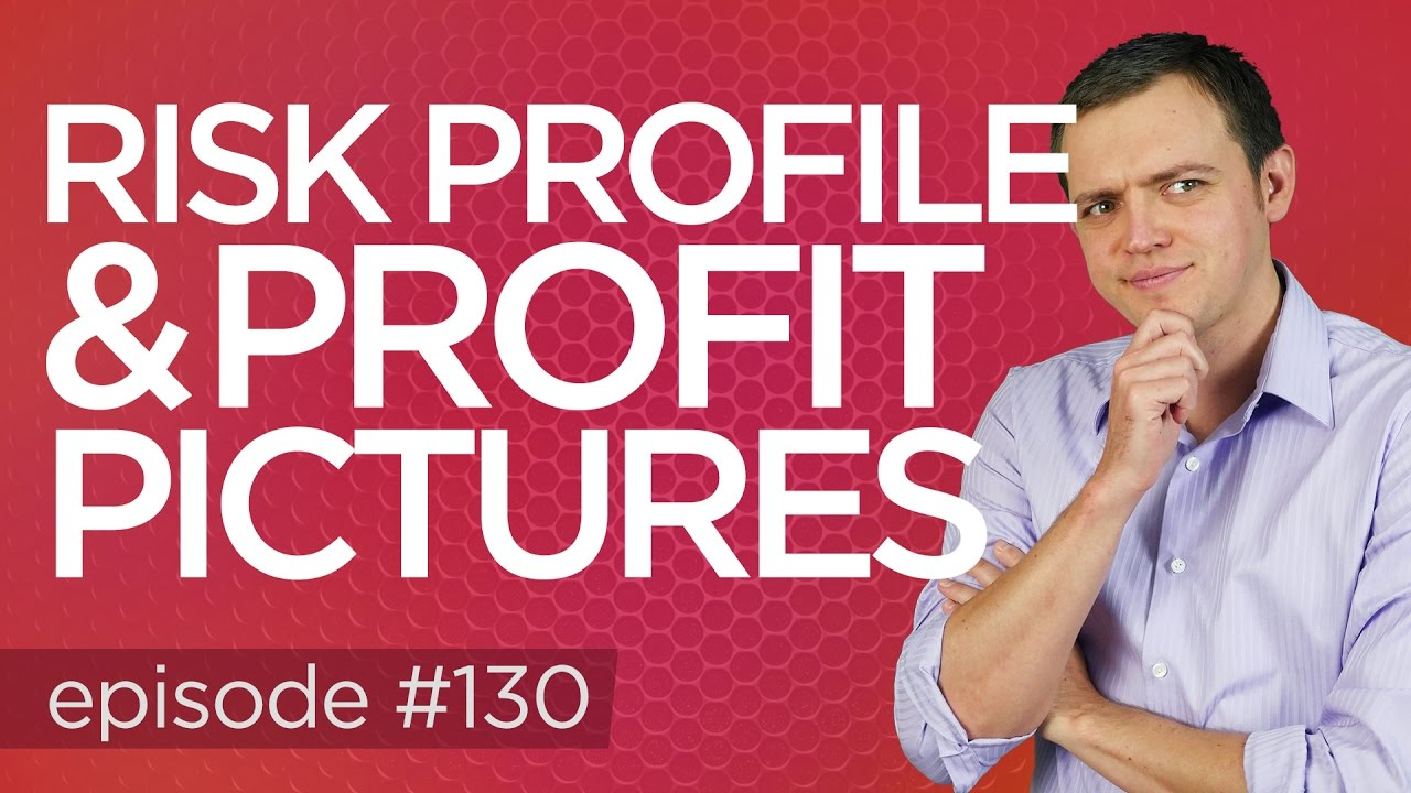 Ep 130: Understanding Profit (Risk Profile) Pictures for Stocks & Options