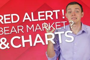 Ep 177: Red Alert! Bear Market? Charts Breaking Down...