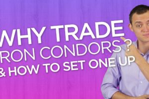 Ep 188: Why Iron Condors? Options Iron Condor on Apple