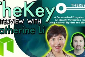 Exclusive Interview with Catherine TheKey CEO. Exciting project coming to NEO.  BlockchainBrad