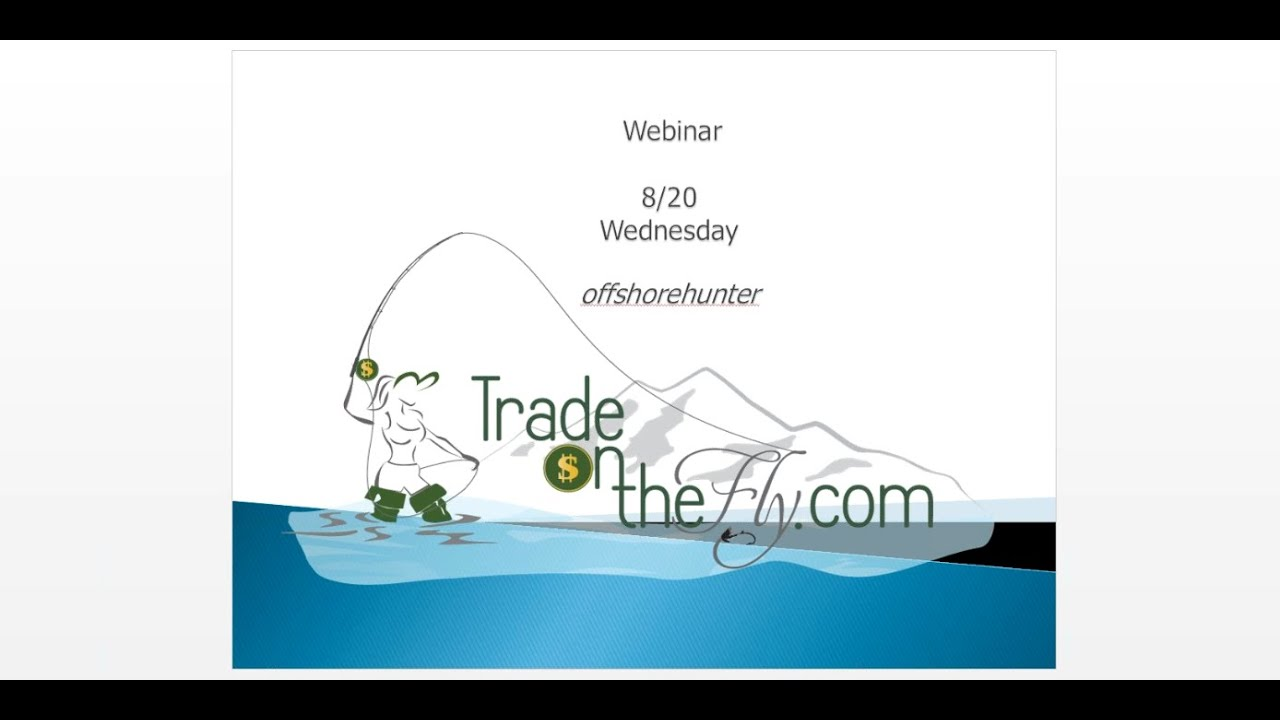 FULL webinar with Michele aka Offshorehunter - 20th Aug