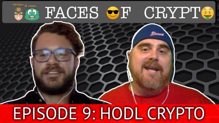 Faces Of Crypto Episode 9: HodlCrypto