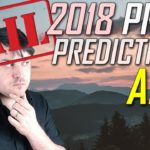 Failed 2018 Price Predictions | AMA