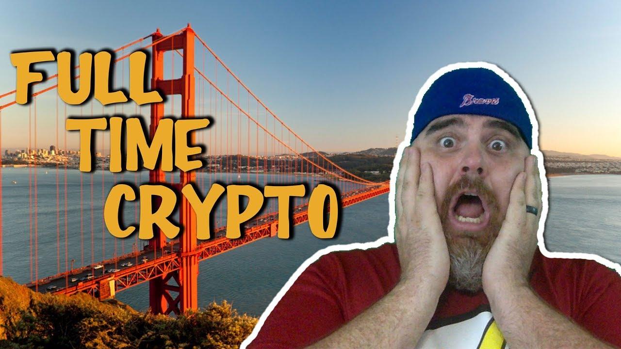 Full Time Crypto: Full House Crypto Bros Parody