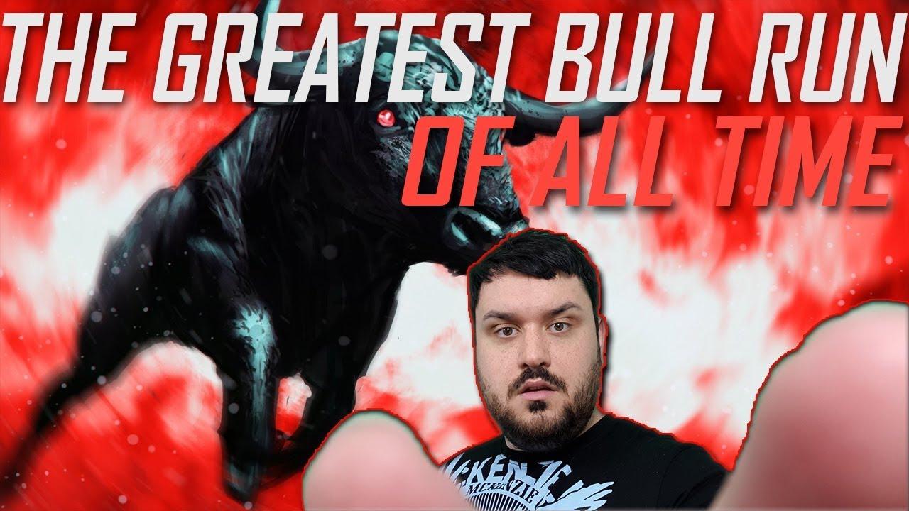 Greatest Bull Run of All Time Coming? Hopefully Not.