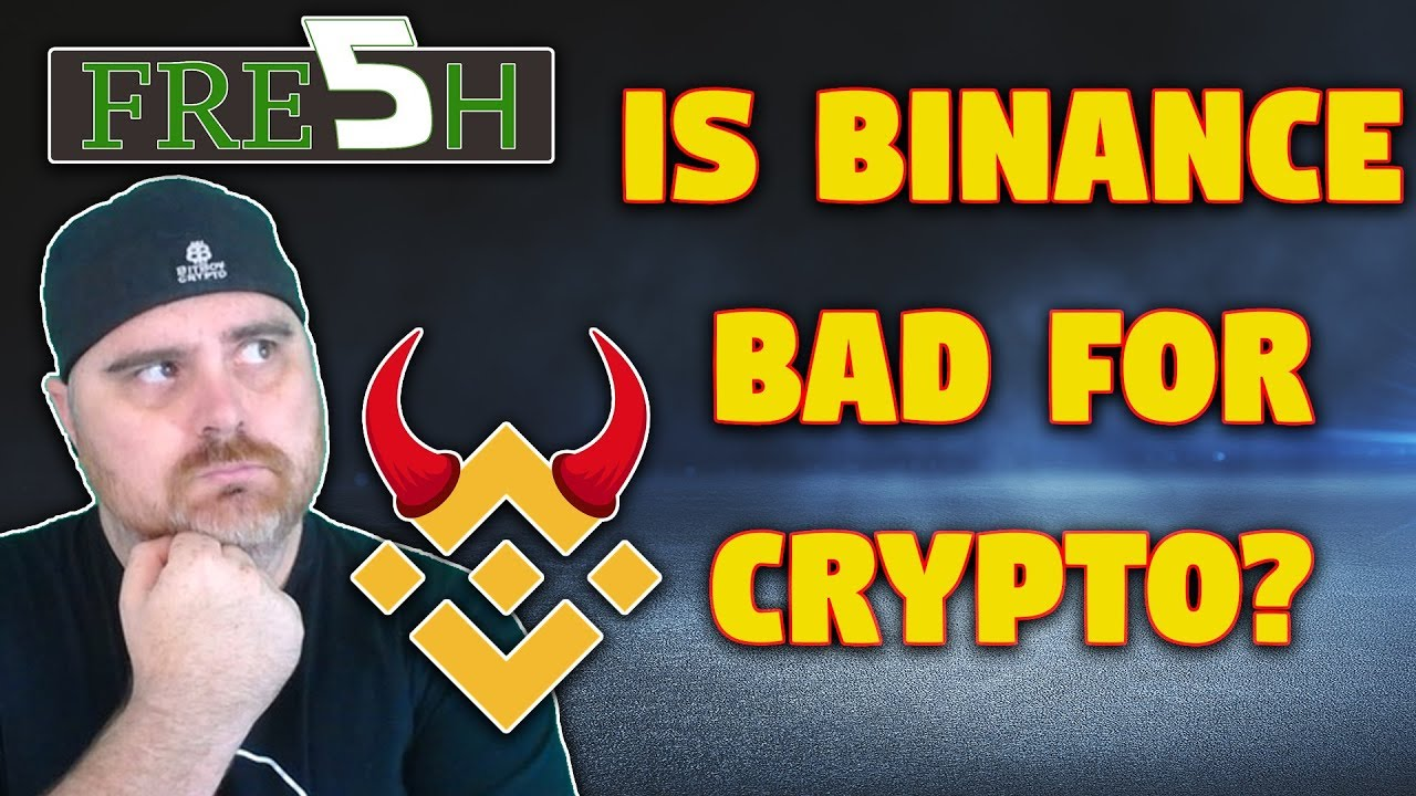 HUGE Binance News | But Is It a Good Thing? | A Crypto President Coming? | Coinbase Expansion
