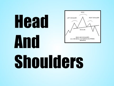 Head and shoulder formations