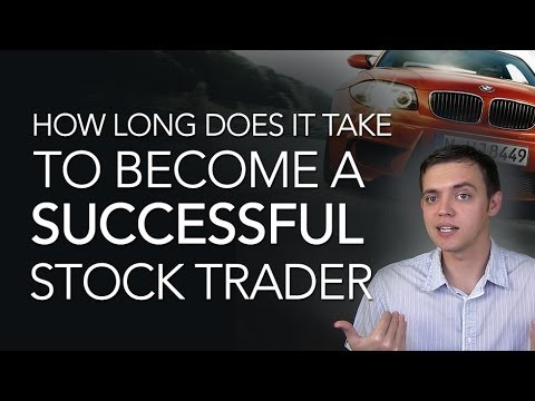How Long Does it Take to Become a Profitable and Successful Stock Trader