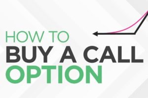 How to BUY a CALL Option - [Option Trading Basics]