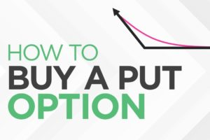 How to BUY a PUT Option - [Option Trading Basics]
