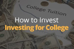 How to Fund Your College Education by Investing | Phil Town