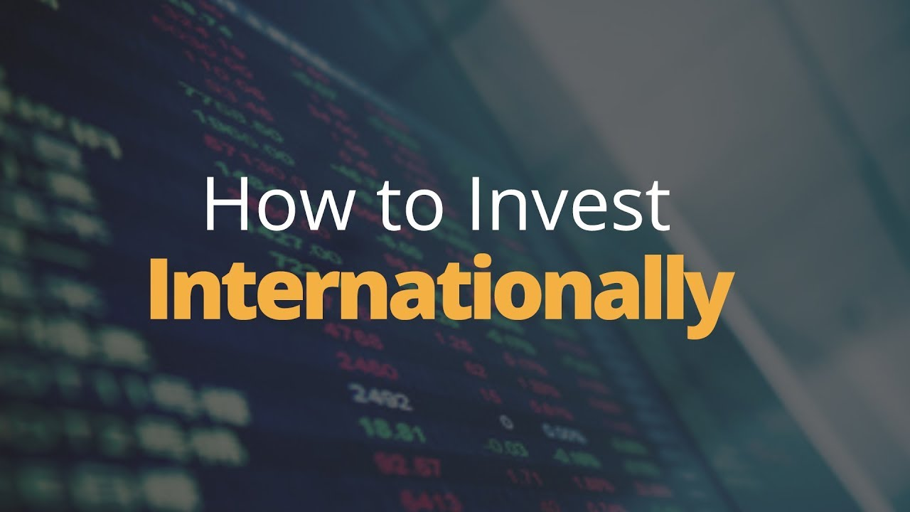 How to Invest In Stock Markets Outside the US   Phil Town