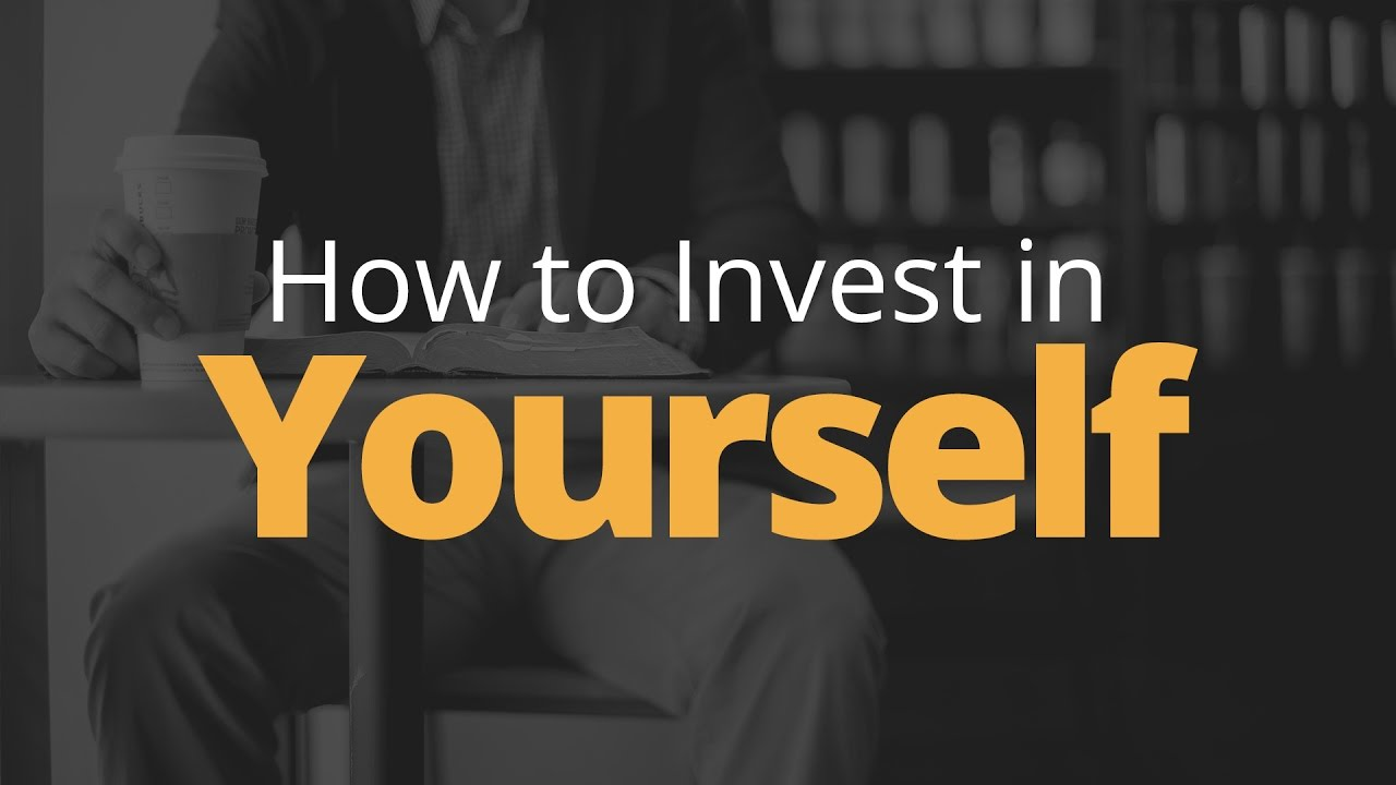 How to Invest in Yourself   Phil Town