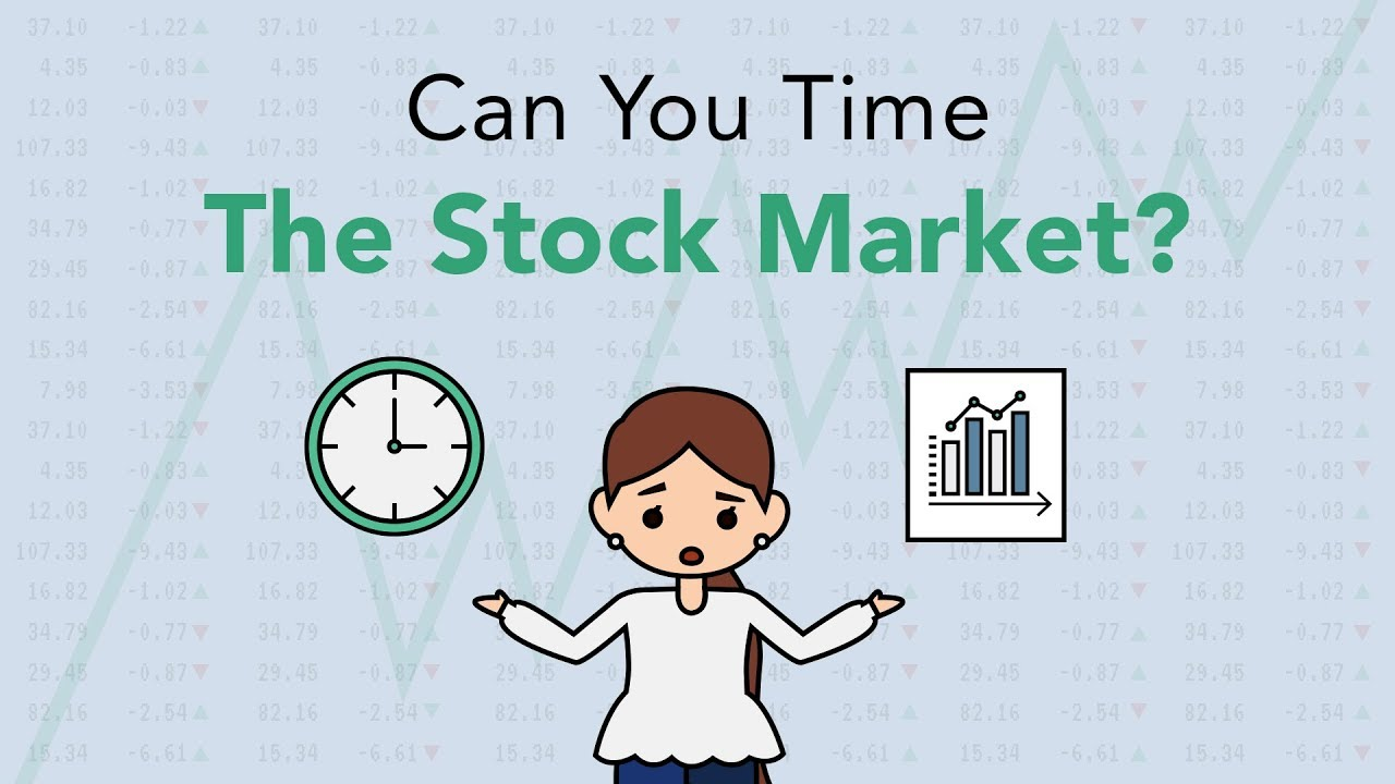 How to Time the Stock Market   Phil Town