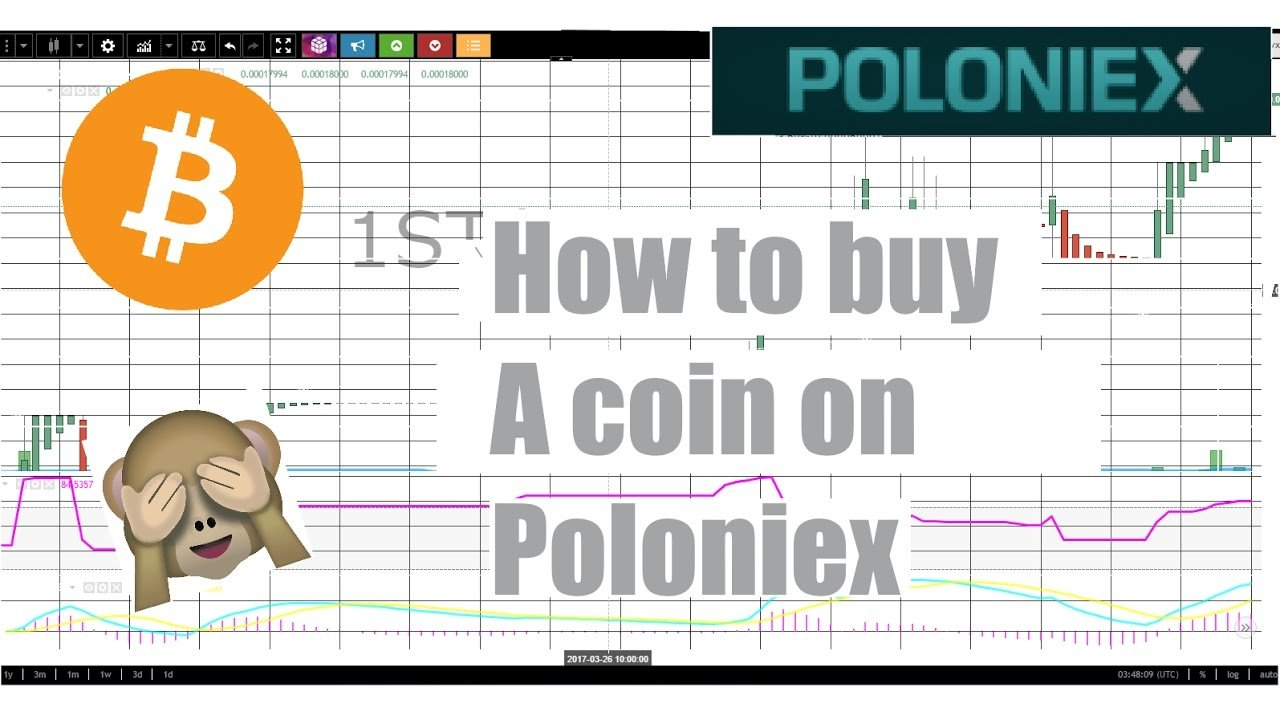How to buy a coin for profit on poloniex