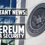 IMPORTANT: Ethereum is NOT a security, says SEC!