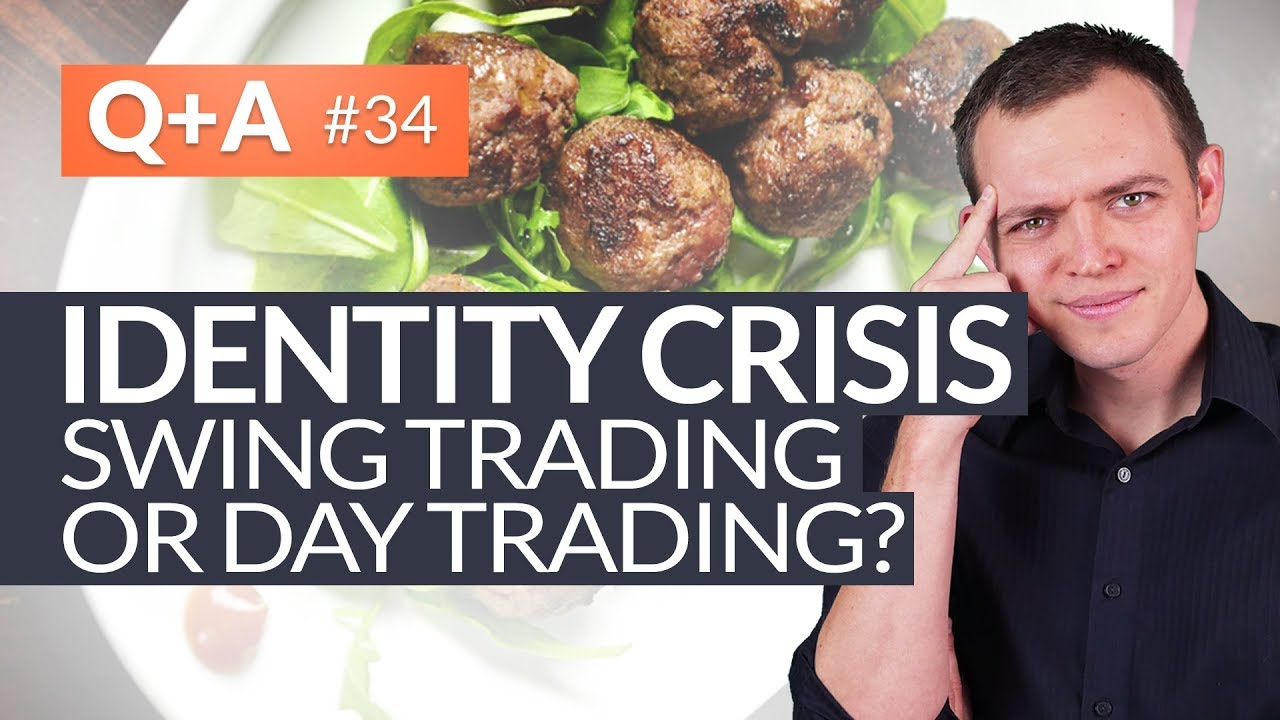 Identity Crisis on Holding a Stock... Swing Trader? Day Trader? #HungryForReturns 34