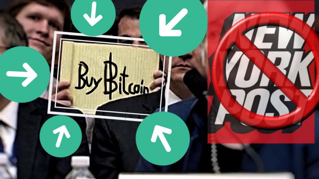 Ignore the Post: The Free Market Wants BTC