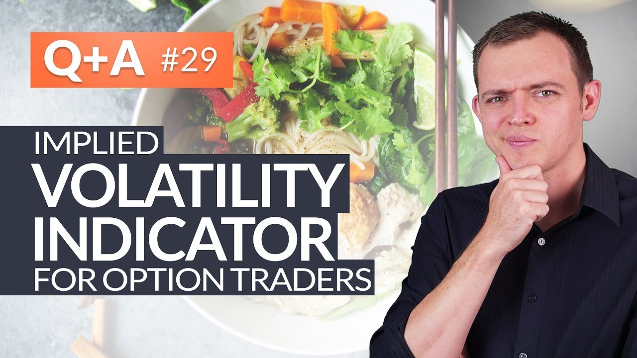 Implied Volatility Indicator for Option Traders - Is it Useful? #HungryForReturns 29
